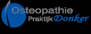 Logo Osteopathie Donker transparant